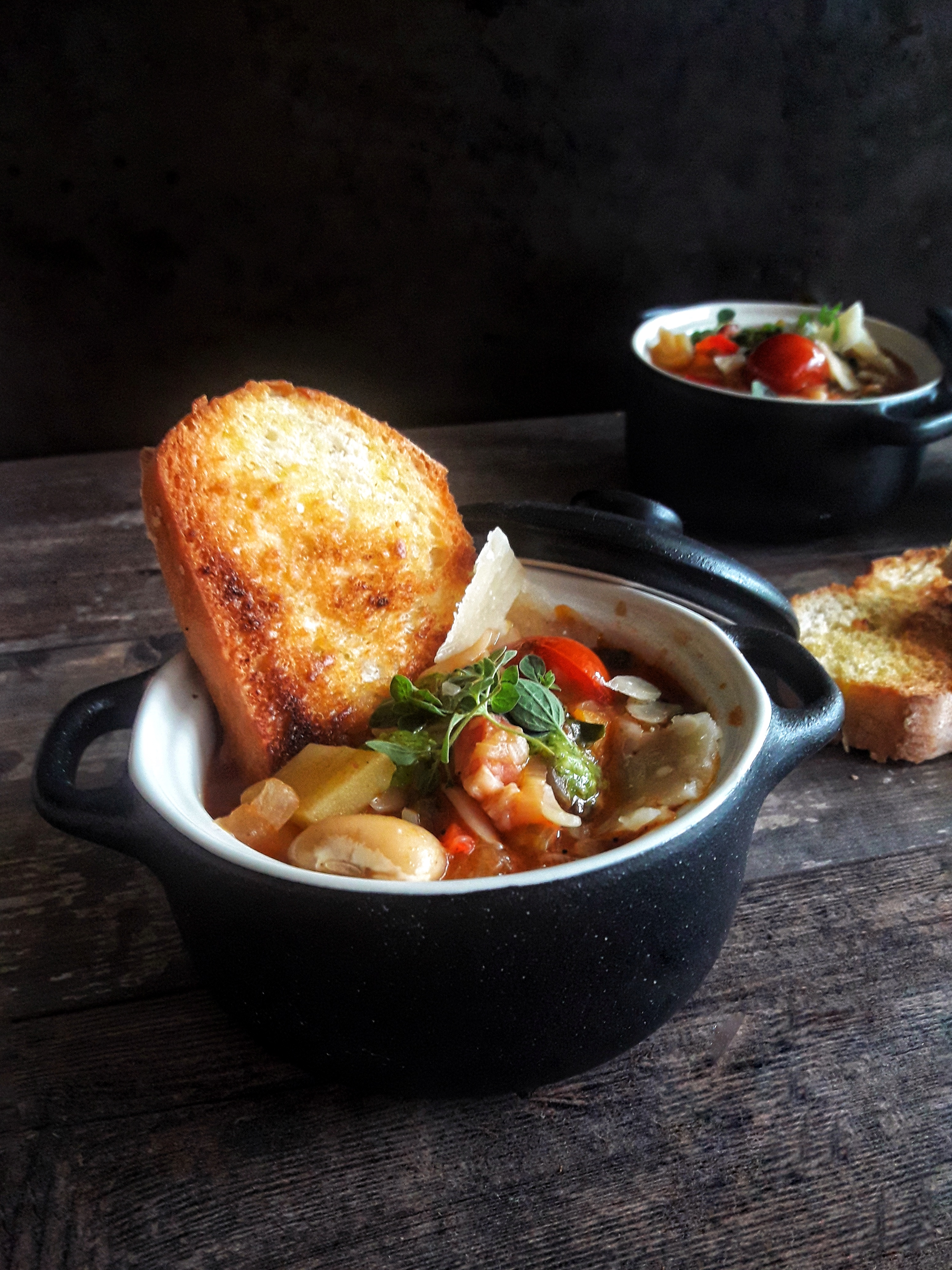 Domowa Wloska Zupa Minestrone Relaks Od Kuchni